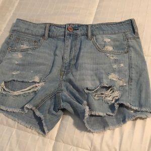 Tomgirl shorts